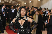 Nicki Minaj Sheer Dress