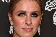 Nicky Hilton Diamond Chandelier Earrings