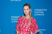 Nicky Hilton Embroidered Dress