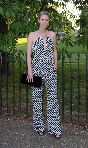 Nicky Hilton Jumpsuit