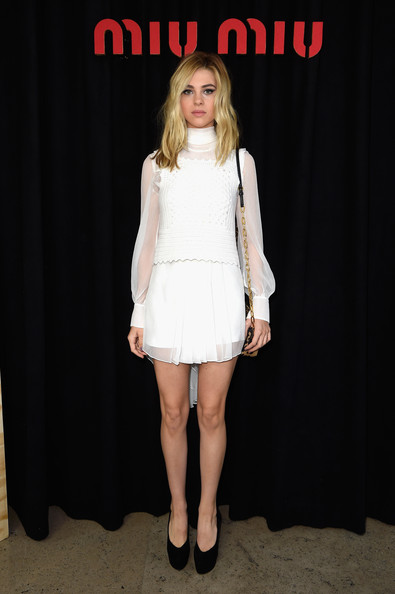 Nicola Peltz Shoes