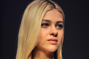 Nicola Peltz Long Straight Cut