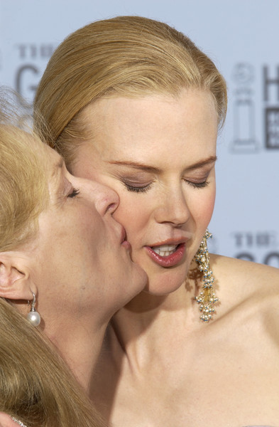 In Focus: Celebrity Stage Smooches
