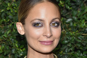 Nicole Richie Gold Choker Necklace