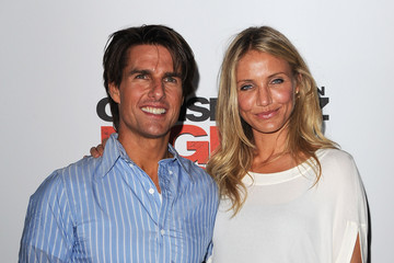 Tom Cruise Cameron Diaz 'Night & Day' Premiere in Bordeaux