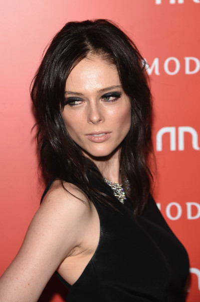 More Pics of Coco Rocha Smoky Eyes (1 of 5) - Smoky Eyes Lookbook - StyleBistro