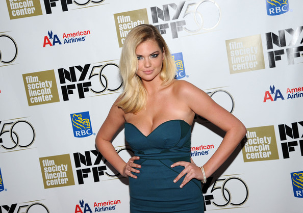 More Pics of Kate Upton Long Side Part (1 of 15) - Kate Upton Lookbook - StyleBistro