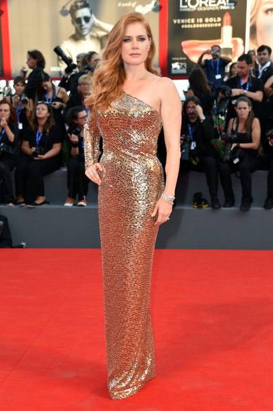 Look of the Day: September 2nd, Amy Adams