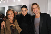 Donna Karan and Russell James Photo