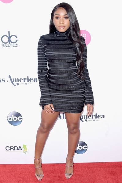 Normani Kordei Little Black Dress