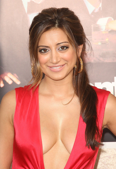 Noureen DeWulf Gemstone Hoops