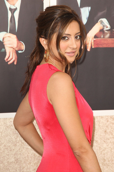 Noureen DeWulf Half Up Half Down