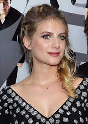 Melanie's pretty pink pout had a lovely dewy shine at the 'Now You See Me' premiere.