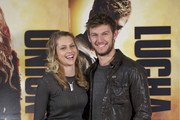Actress Teresa Palmer and actor Alex Pettyfer attend