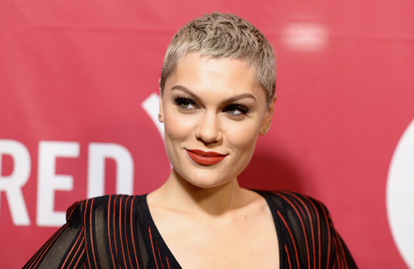 Jessie J Hairstyle: More Pics Of Jessie J Pixie (2 Of 23)
