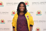 Octavia Spencer Capri Pants
