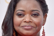 Octavia Spencer Half Up Half Down