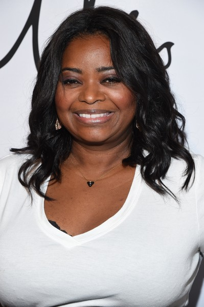 Octavia Spencer Medium Curls