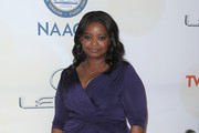 Octavia Spencer Wrap Dress