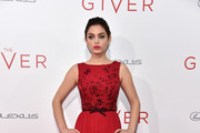 Odeya Rush Evening Dress