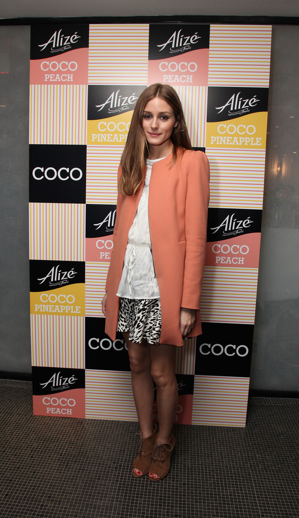 Olivia Palermo Helps Launch COCO Products