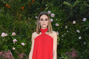 Olivia Palermo Halter Dress
