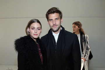Olivia Palermo Johannes Huebl Rachel Zoe - Presentation - Fall 2016 New York Fashion Week: The Shows