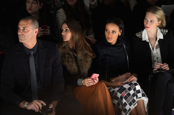 Noon By Noor - Front Row - Fall 2013 Mercedes-Benz Fashion Week