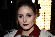 Olivia Palermo Twisted Bun