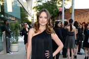 Olivia Wilde Beaded Clutch