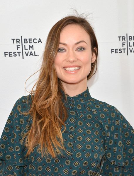 Olivia Wilde Side Sweep
