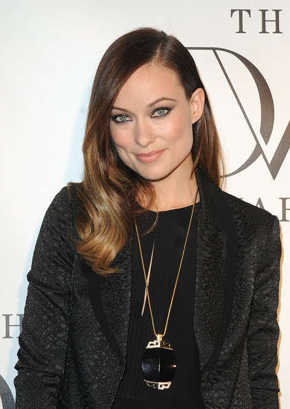 Olivia Wilde Smoky Eyes