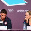 Ryan Lochte and Natalie Coughlin