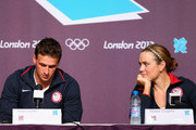 Ryan Lochte and Natalie Coughlin Photo