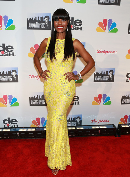 Omarosa Evening Dress