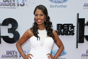 Omarosa Manigault Fishtail Dress