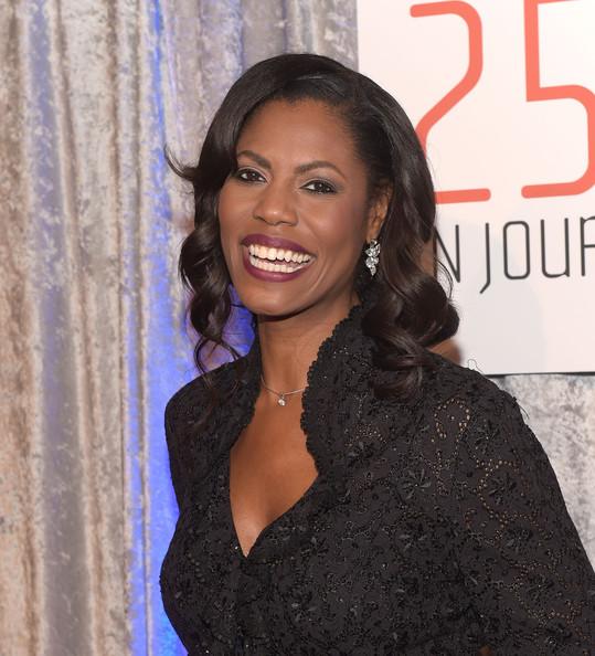 Omarosa Manigault Medium Curls