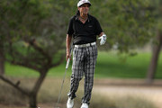 Alice Cooper Enjoys a Good Pair of Golf Pants