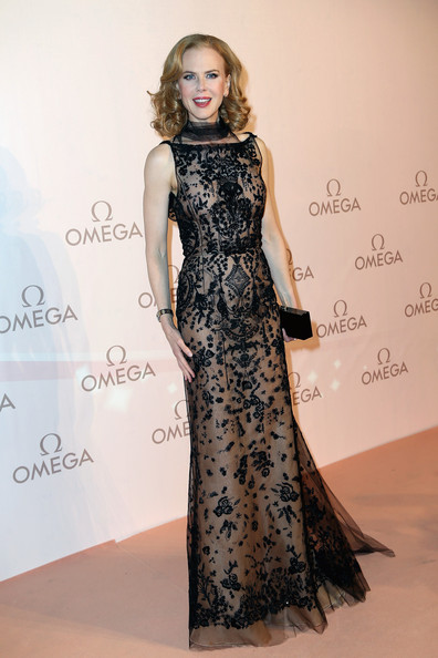 More Pics of Nicole Kidman Evening Dress (2 of 11) - Nicole Kidman Lookbook - StyleBistro