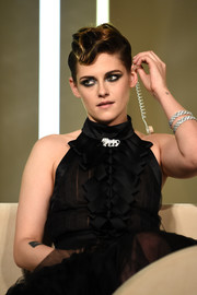 Kristen Stewart dazzled us with her diamond bracelets at the 2018 Cannes Film Festival opening ceremony.
