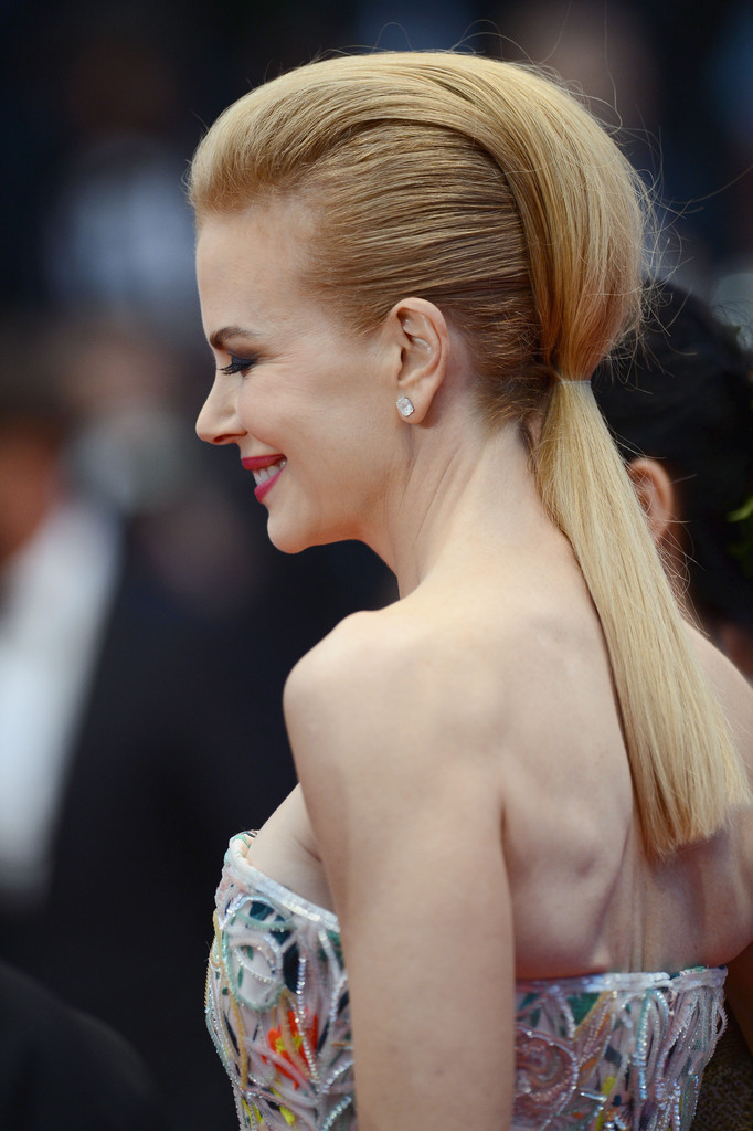Actress Nicole Kidman attends the Opening Ceremony and 'The Great Gatsby' Premiere during the 66th Annual Cannes Film Festival at the Theatre Lumiere on May 15, 2013 in Cannes, France.