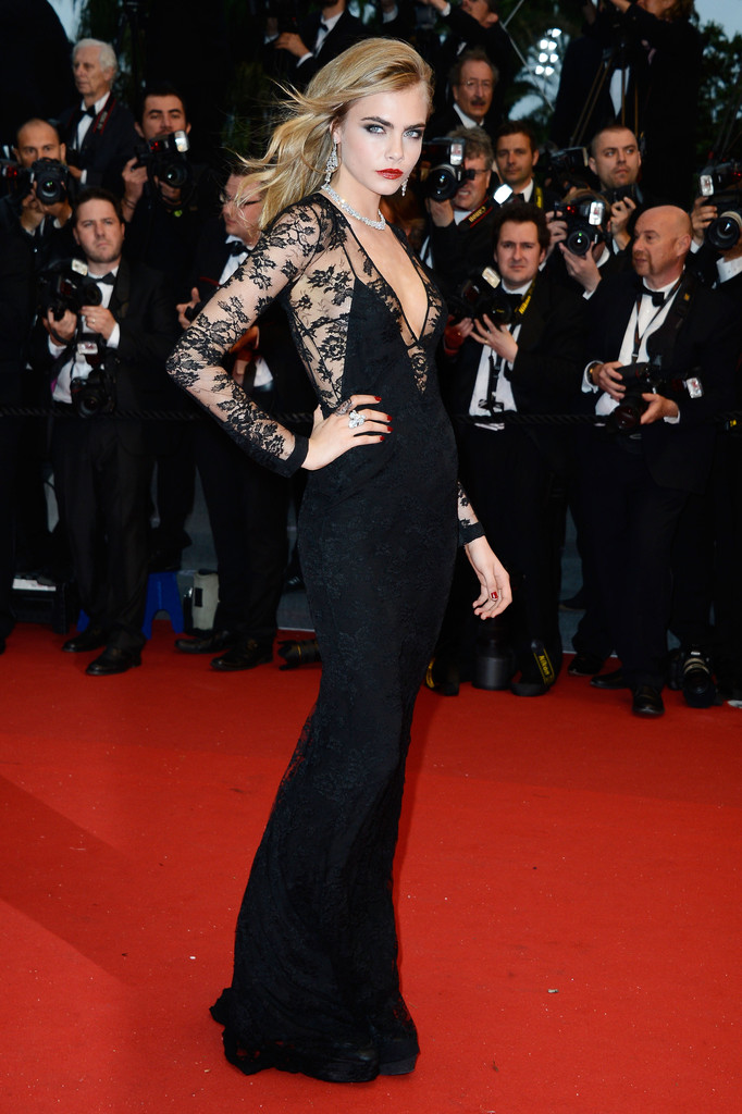 Arrivals at the Cannes Film Festival Opening Ceremony