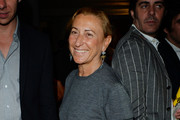 Miuccia Prada Photo