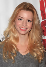 Masiela showed off her long curls while attending an event in Hollywood.