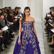 Oscar de la Renta Runway at F/W 2013 New York Fashion Week