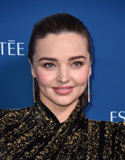 Miranda Kerr kept it casual and youthful with this ponytail at the 2018 Incredible Women Gala.
