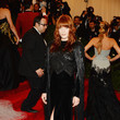 Florence Welch in Velvet and Fringe