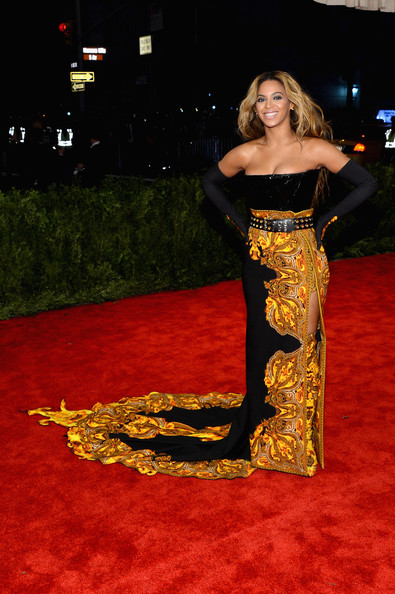 Beyonce In Givenchy, 2013