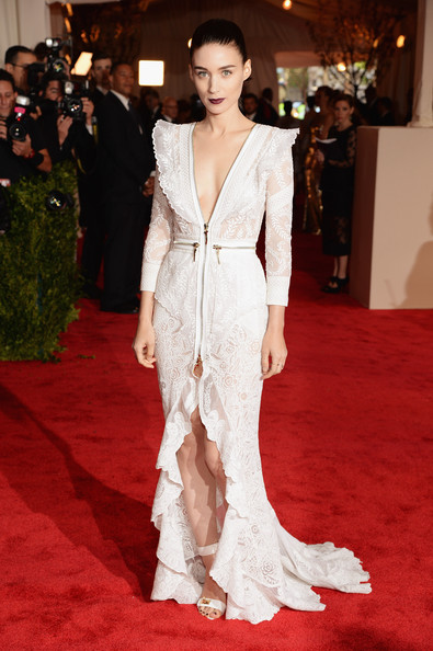 Rooney Mara in Givenchy Couture