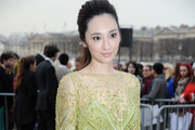 Pace Wu Pei Ci Beaded Dress